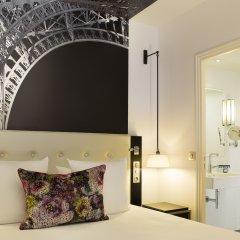 Отель Hôtel Gustave 4* Стандартный номер с различными типами кроватей