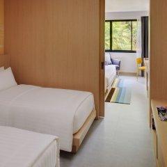 Отель Movenpick Resort & Spa Karon Beach Phuket 5* Стандартный номер с различными типами кроватей