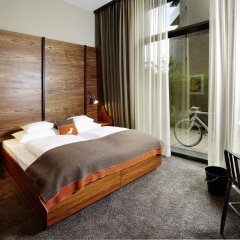 25hours Hotel HafenCity 4* Каюта разные типы кроватей фото 2