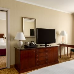 Paris Marriott Charles de Gaulle Airport Hotel 4* Стандартный номер с различными типами кроватей фото 5