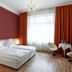 Hotel Pension Baronesse 4* Номер Комфорт с различными типами кроватей фото 4
