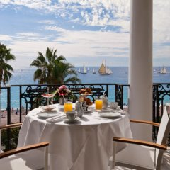 Hotel Le Negresco балкон