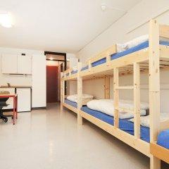 Anker Hostel Кровать в общем номере с двухъярусной кроватью