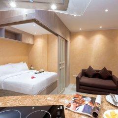Отель Patong Bay Residence комната для гостей фото 8