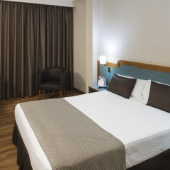 Отель Catalonia Sagrada Familia 3* Стандартный номер с различными типами кроватей фото 11