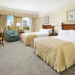 Отель Taj Boston 4* Номер Премьер с 2 отдельными кроватями