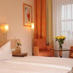 ECONTEL HOTEL Berlin Charlottenburg 3* Номер Комфорт с двуспальной кроватью