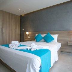 Flora Maria Boutique Hotel 3* Студия Делюкс с различными типами кроватей