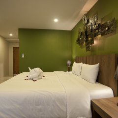 The Gig Hotel 4* Номер Делюкс с различными типами кроватей фото 3