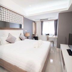 Отель Racha Residence Sri Racha 3* Полулюкс с различными типами кроватей