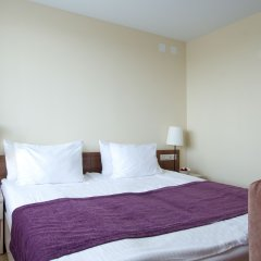 Гостиница Репинская 3* Семейная студия с двуспальной кроватью