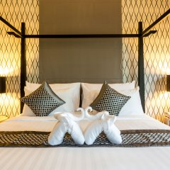 Отель Pimann Buri Pool Villas Ao Nang Krabi 4* Вилла с различными типами кроватей