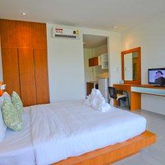 Отель The Touch Green Naiyang комната для гостей фото 4