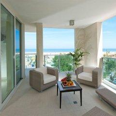 Отель Mercure Rimini Artis балкон