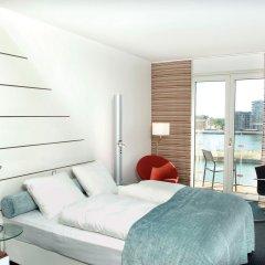Отель Copenhagen Island 4* Представительский номер с двуспальной кроватью фото 2