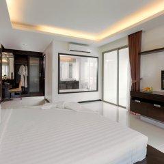 Апартаменты The Regent Phuket Serviced Apartment Kamala Beach комната для гостей