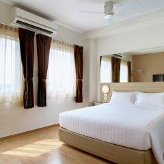 Отель Red Planet Phuket Patong 2* Стандартный номер разные типы кроватей фото 2