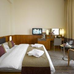 K+K Hotel Central Prague 4* Представительский номер с разными типами кроватей фото 6