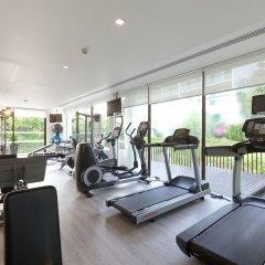 Отель Angsana Villas Resort Phuket фитнесс-зал