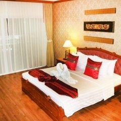 Aiyaree Place Hotel 4* Люкс с различными типами кроватей