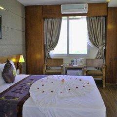 Barcelona Hotel Nha Trang 3* Улучшенный номер с разными типами кроватей фото 10