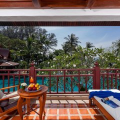 Отель Thavorn Beach Village Resort & Spa Phuket 4* Стандартный номер с различными типами кроватей фото 12