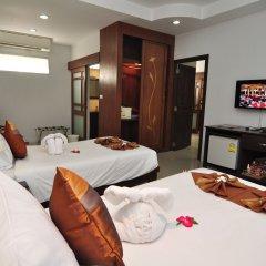 Отель Hyton Leelavadee Phuket комната для гостей фото 9