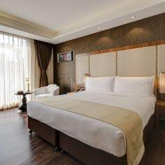 Отель Holiday Inn Kolkata Airport 4* Номер Делюкс с двуспальной кроватью