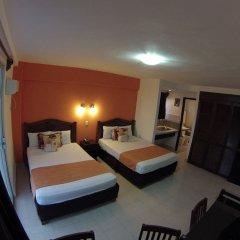 Отель Calypso Hotel Cancun Мексика, Канкун - отзывы, цены и фото номеров - забронировать отель Calypso Hotel Cancun онлайн комната для гостей фото 10