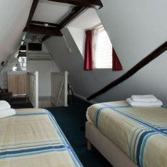 Hotel Torenzicht Стандартный номер с 2 отдельными кроватями