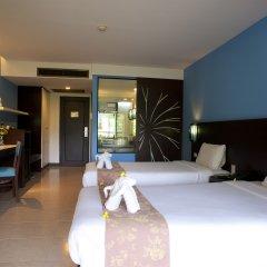 Отель Peach Hill Resort And Spa Номер Делюкс фото 5