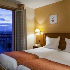 Отель Timhotel Montmartre Париж комната для гостей фото 9