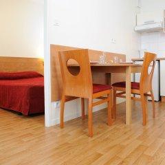 Отель Séjours & Affaires Rennes Villa Camilla 2* Люкс с различными типами кроватей