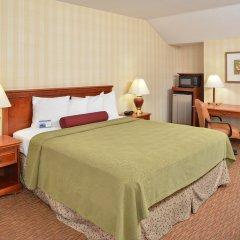 Отель Best Western Plus Raffles Inn & Suites 2* Стандартный номер с различными типами кроватей