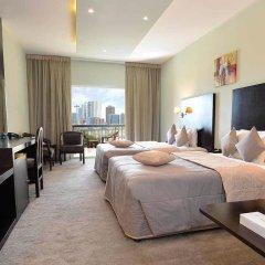 Sharjah Carlton Hotel 4* Стандартный номер с двуспальной кроватью