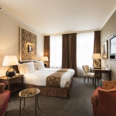 Hotel Dukes' Palace Bruges 5* Номер Делюкс с различными типами кроватей