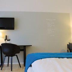 Отель Dgi Byen 3* Улучшенный номер