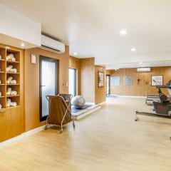 Golden Sands Hotel Apartments фитнесс-зал