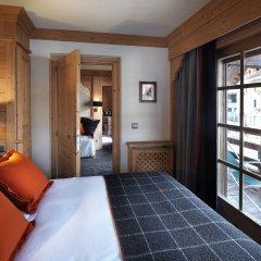 Отель M de Megève 5* Полулюкс с различными типами кроватей