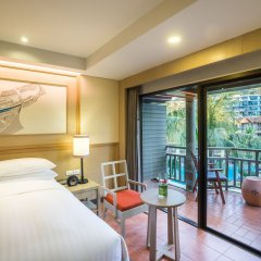 Отель Phuket Marriott Resort & Spa, Merlin Beach комната для гостей фото 15