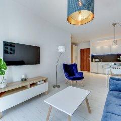 Отель NORDBYHUS Apartamenty Chmielna Park Улучшенные апартаменты с различными типами кроватей