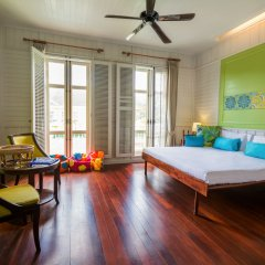 Отель Manathai Koh Samui 4* Семейный люкс с двуспальной кроватью