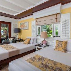 Отель Thavorn Beach Village Resort & Spa Phuket комната для гостей фото 10