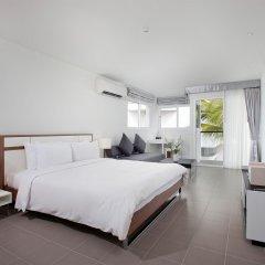 Отель X2 Vibe Phuket Patong 4* Улучшенный номер разные типы кроватей фото 2
