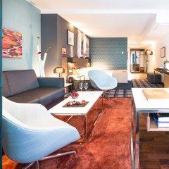 Radisson Blu Royal Hotel Brussels 4* Полулюкс с двуспальной кроватью