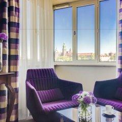 Kossak Hotel 4* Апартаменты разные типы кроватей
