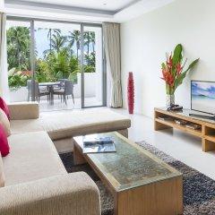 Отель Beach Republic, Koh Samui 4* Улучшенный люкс с различными типами кроватей