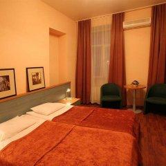 Гостиница Аве Цезарь 3* Улучшенный номер с различными типами кроватей фото 10