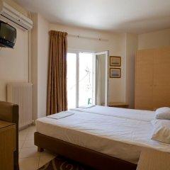 Kronos Hotel 2* Стандартный номер с двуспальной кроватью фото 5