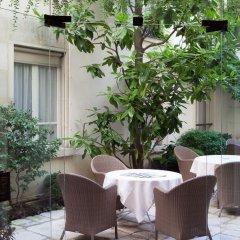 Hotel Des Saints Peres терраса/патио фото 2